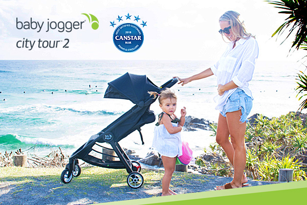 Baby Jogger City Tour 2 The Best Travel Stroller 2019