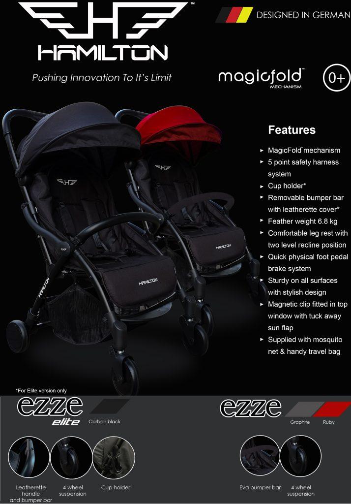 42+ Hamilton x1 stroller review ideas in 2021