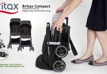 Britax Compact Stroller Malaysia @ The Baby Loft
